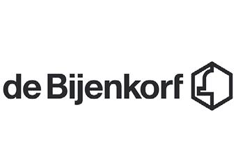 Klant logo - de Bijenkorf