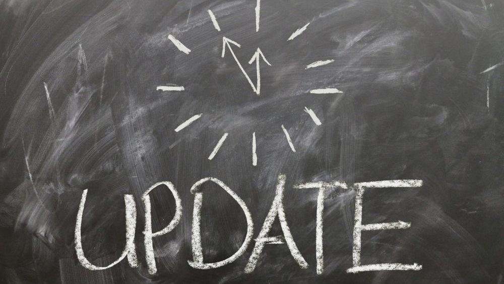 Nieuws-update
